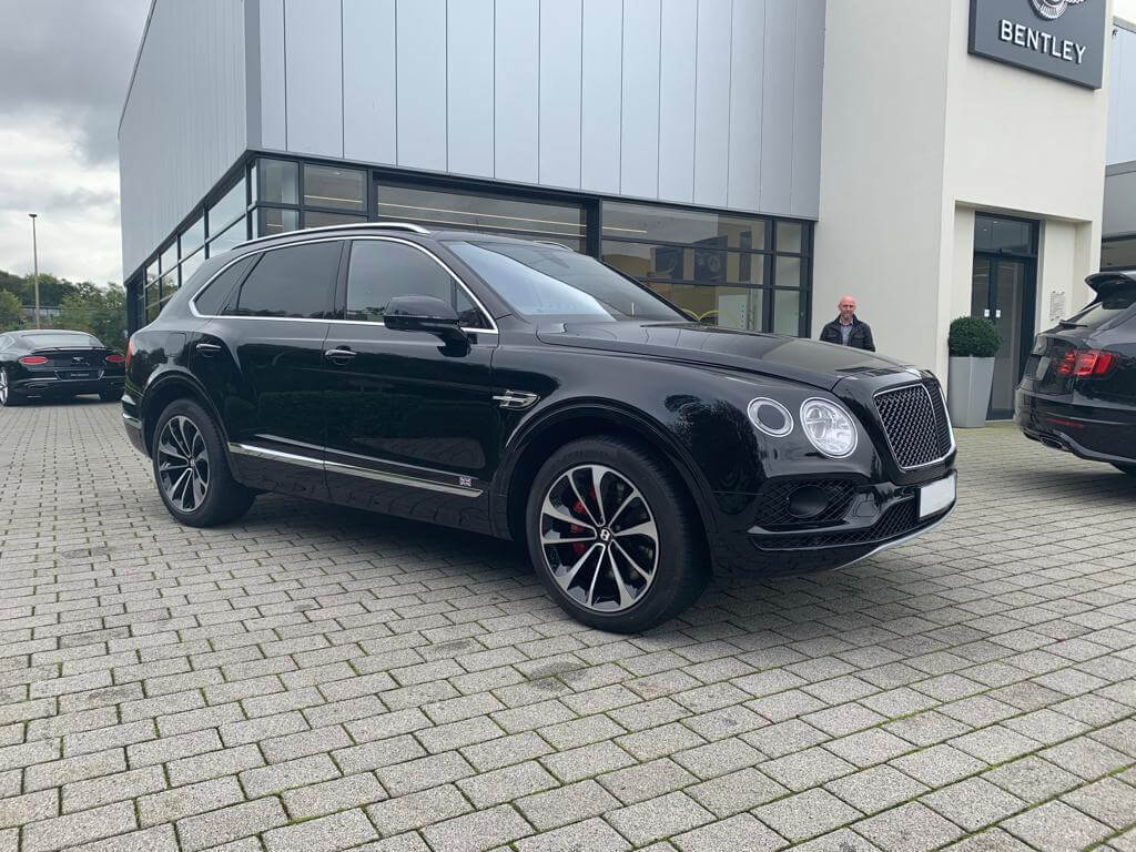 """The Bentley Bentayga """"Most Powerful, Luxurious SUV in the World"""""""