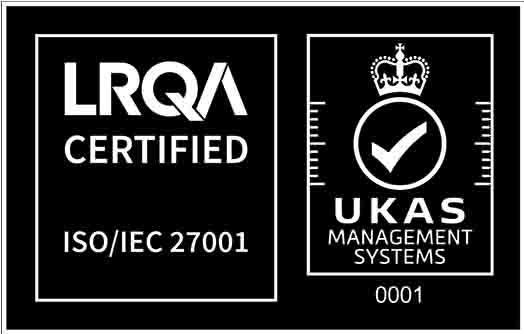 ISO and UKAS Accreditation